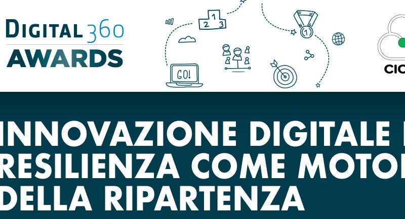 DIGITAL360 Awards 2020, ecco chi sono gli 8 migliori progetti di innovazione in Italia
